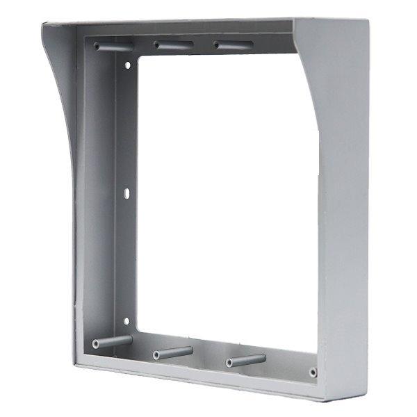Modulární IP dveřní stanice, kryt povrchový pro panel pro devět modulů