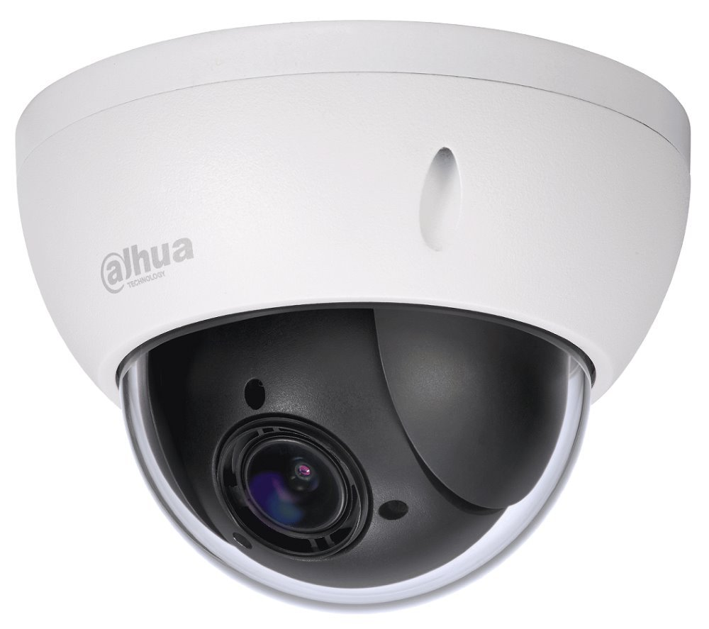 "PTZ HD-CVI kamera, opt.zoom 4x, AF, CMOS 1/2,7"", 2Mpix/1920×1080, IP66, antivandal IK10"