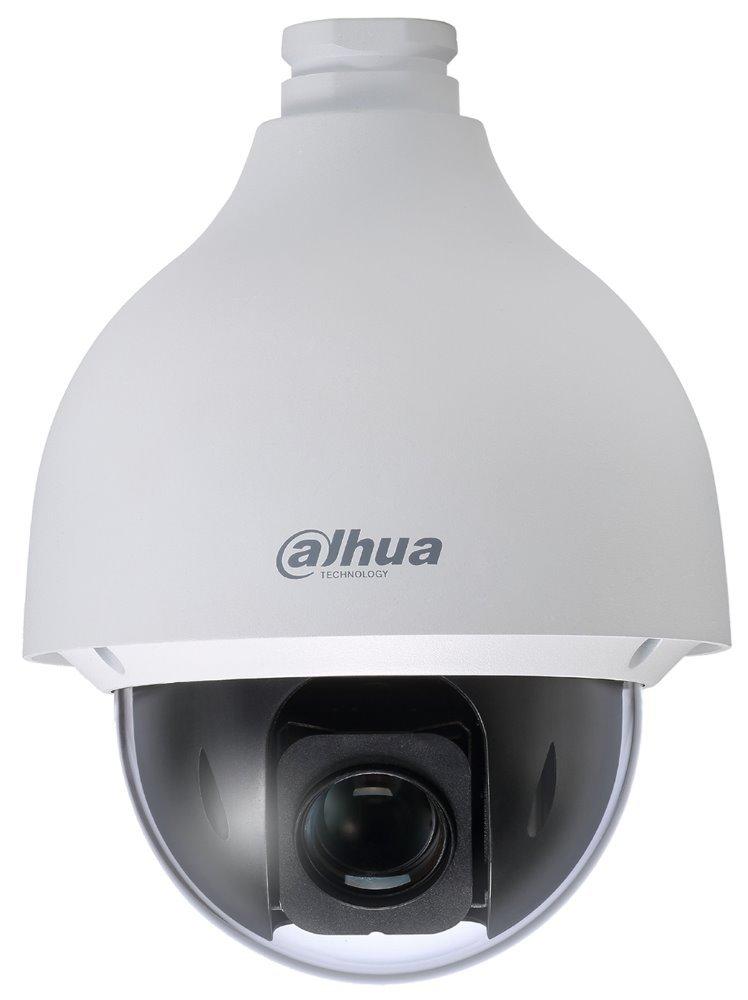 "PTZ HD-CVI venkovní antivandal kamera, Exmor-CMOS 1/3"", 4Mpix/25fps,zoom 30x, WDR 120dB, audio, IP67"