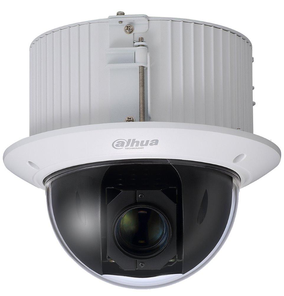 "PTZ HD-CVI antivandal kamera, Exmor-CMOS 1/3"", 4Mpix/25fps,zoom 30x, WDR 120dB, audio, IK10"