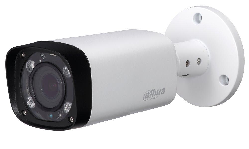 "HDCVI/PAL kamera 2Mpix, Sony-Starvis 1/2.8"", 0.005Lux, motor.zoom+AF 2,7-13,5mm, IR60m, WDR,IP67"