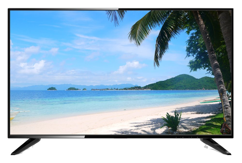 """Dahua DHL43-F600, 43"""" Full-HD průmyslový LCD panel, 1x HDMI+1x VGA, 1920x1080, LED podsvícení, repro, provoz 24/7"""