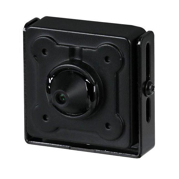 HDCVI pinhole kamera, 4in1 (CVI/AHD/TVI/CVBS), Sony-Starvis CMOS 2Mpix, 0,0005L, f=2,8mm (103st),WDR