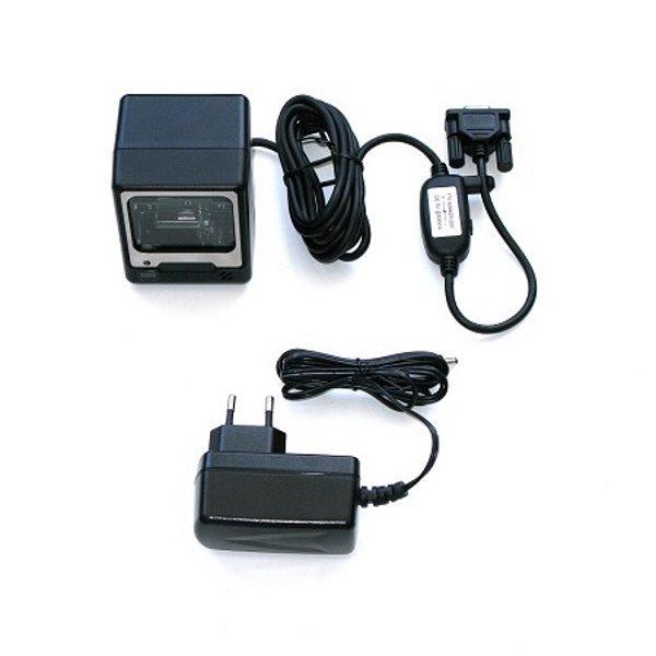 Stolní scanner čárových kódů, RS-232