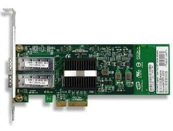 PCI-E síťová karta, 1Gbps, 2x SFP, Intel Pro/1000 (Intel 82575EB), PCI-E 4x, low profile
