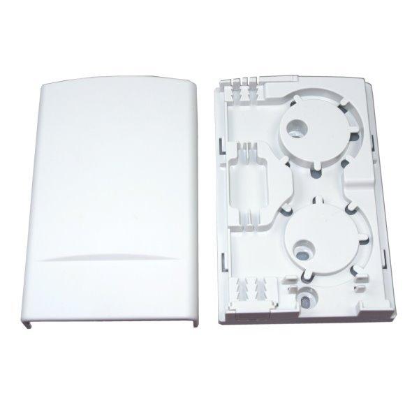 XtendLan box, pro SC duplexní adaptér (bez SC adaptéru), s civkami pro vlákno