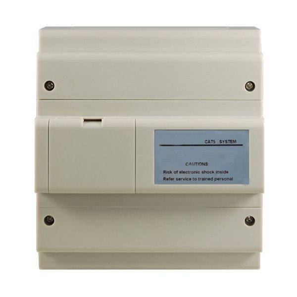 Adaptér pro připojení do LAN sítě, video přenos, komunikace i správa na PC