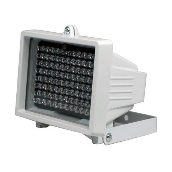 Infra osvětlení, 940nm, venkovní, 12V, úhel 90. st, 16W