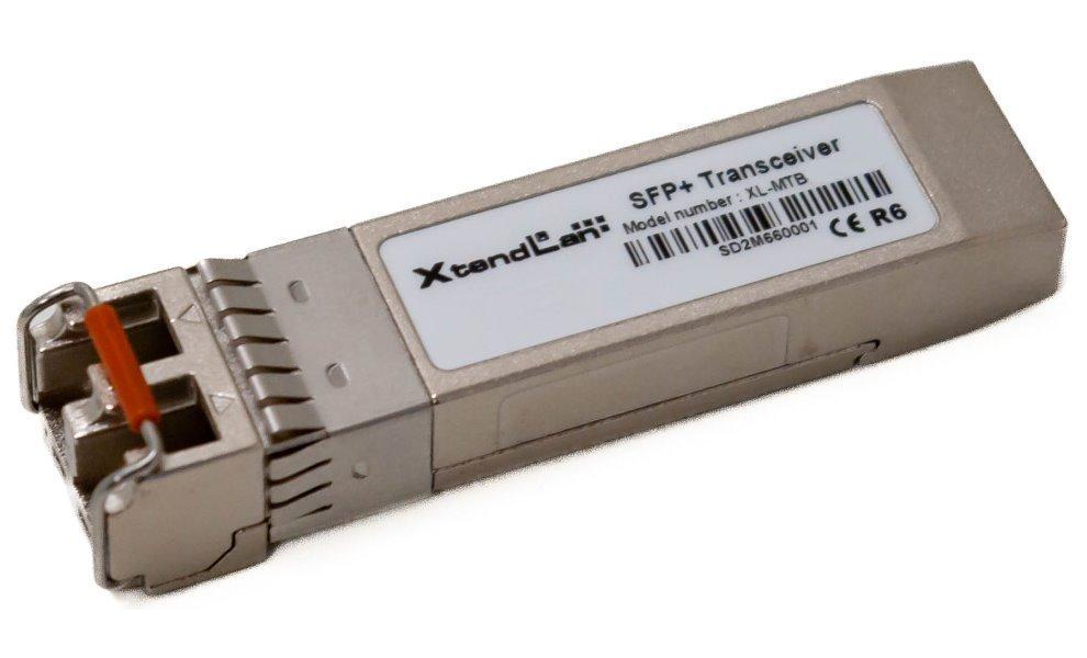 SFP+,10GBase-ER, SM, 1550nm, 80km, 23dB marže, CWDM