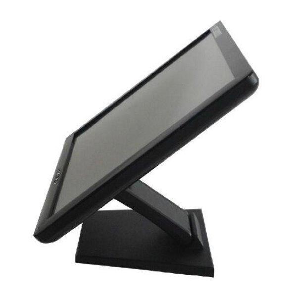 """15"""" TFT touch monitor, VGA, 1024x768, rezistivní 5-wires USB, VESA 100"""