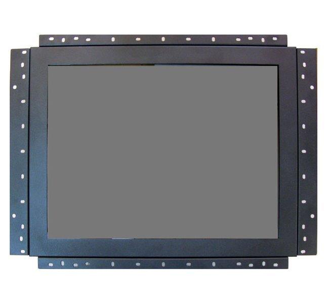 "12"" TFT touch monitor, VGA, 1024x768, IP54, SAW, USB, VESA 100"