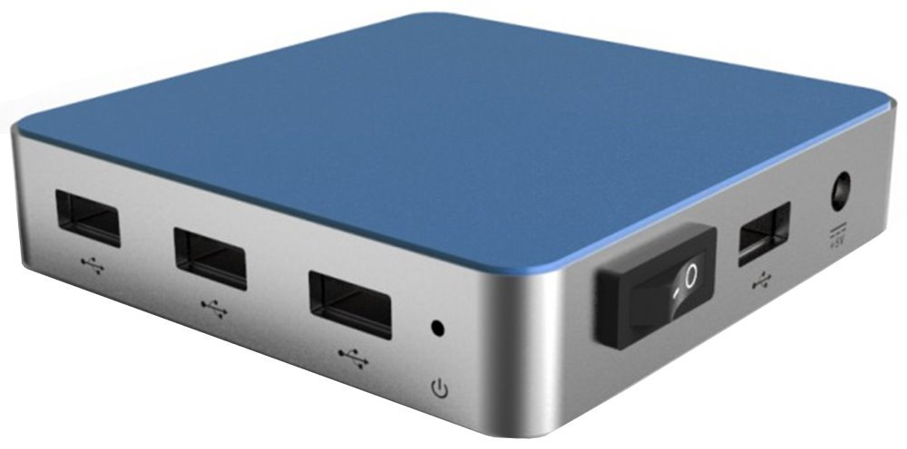 Zero klient pro MS MultiPoint Server a Linux Userful MultiSeat, LAN,4xUSB, Audio, HDMI+VGA@1920x1080