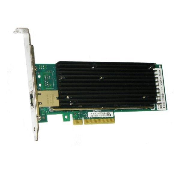 PCI-E síťová karta, 1x 10Gbps RJ-45, Intel X540, PCI-E x8