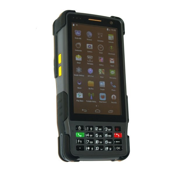 """Tester PDA, Android, 3G komunikátor, IPS 5"""", volitelně testy: xDSL,optický měřič, VFL, EAN"""