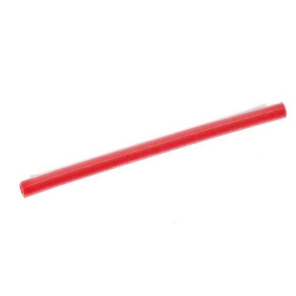Ochrana svaru, zatavovací, 61mm, 2,4/1,2mm, vyztužení drátem 1mm. Červená barva.