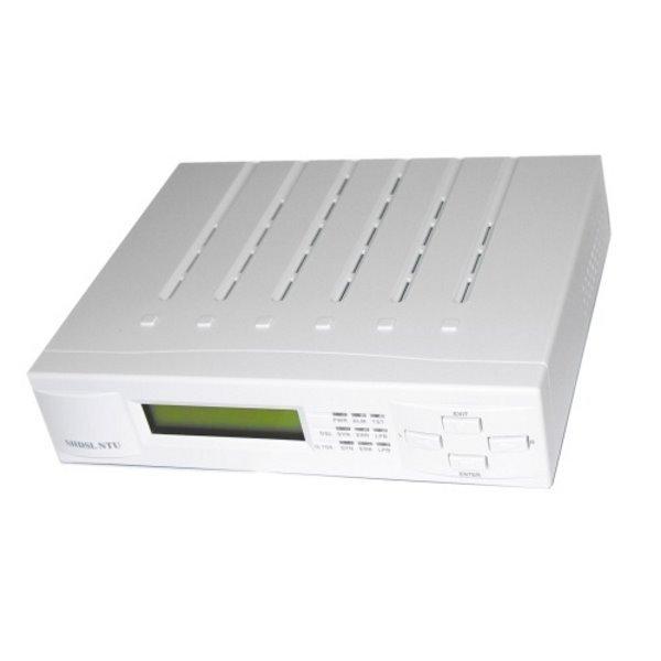Konvertor/modem E1 přes G.SHDSL.bis, 4 drát,RS232