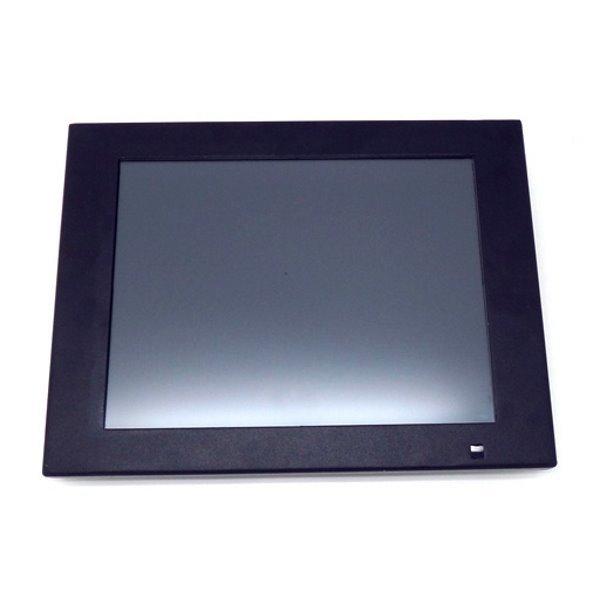 """10"""" TFT touch monitor, VGA, rezistivni,  VESA75, krytí IP65 všechny strany i konektory"""