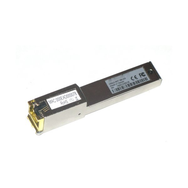 mini GBIC (SFP), 1000Base-T, VDSL2, profil 17a/30a, Planet kompatibilní, Příjmač