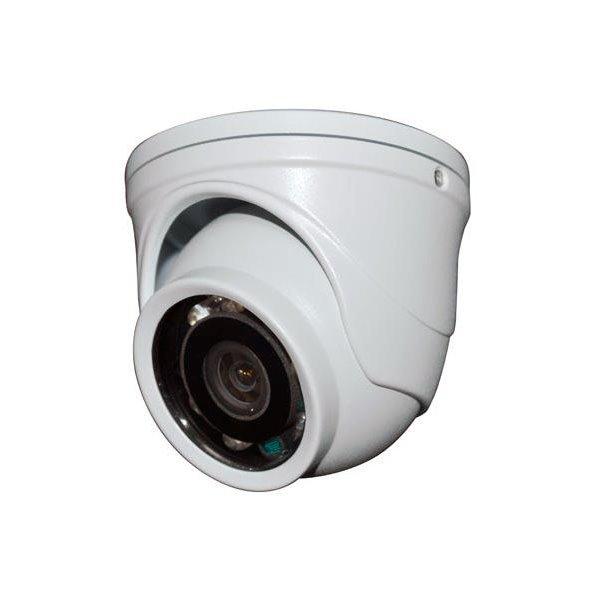 """4in1, dome kamera, Sony 2Mpix, 1/2.8"""", 0.1lux, ICR 2,8mm, IR 10m, IP66, bilá"""
