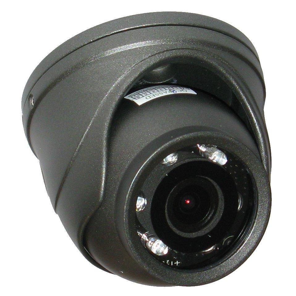 "4in1, dome kamera, Sony 2Mpix, 1/2.8"", 0.1lux, ICR 2,8mm, IR 10m, IP65, tmavě šedá"