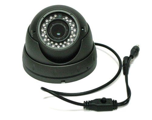 4in1 dome kamera 2Mpix Sony Starvis, 0.001lux, autoiris 2,8-12mm, TrueWDR, IR30m, IP66, černá