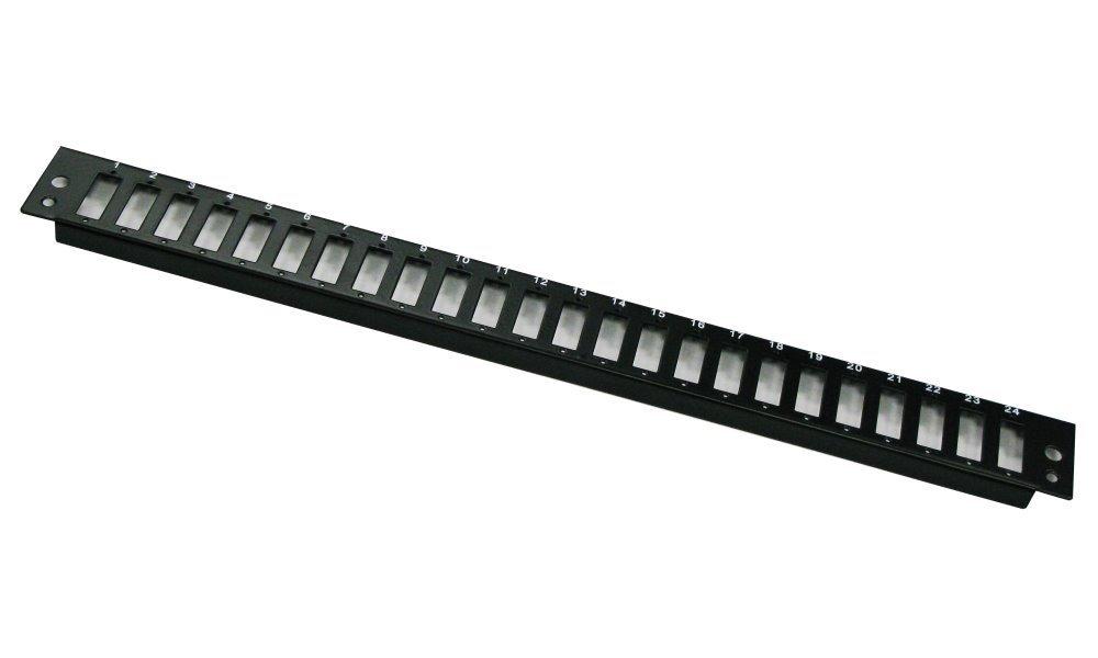 XtendLan čelo pro optický rozvaděč OR025, 24x SC duplex