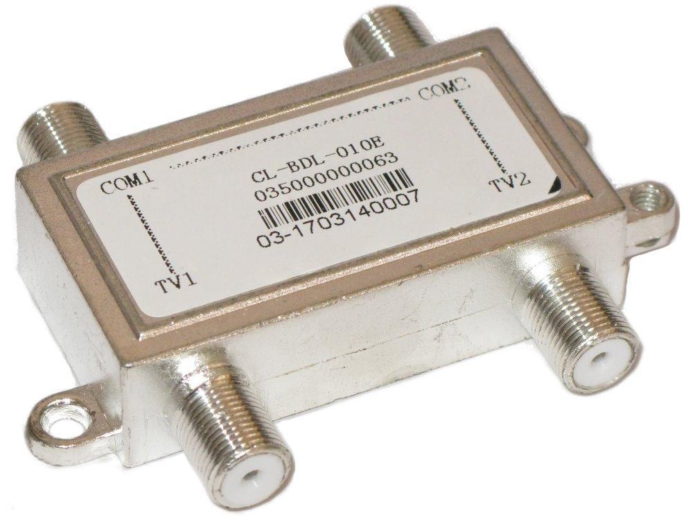 Odbočovač pro EoC 7-65MHz, dovoluje sloučení/oddělení datového pásma