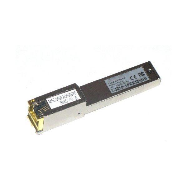 mini GBIC (SFP), 1000Base-T, VDSL2+,všechny profily, Annex A/B/C, G.vectoring,Planet kompat, příjmač