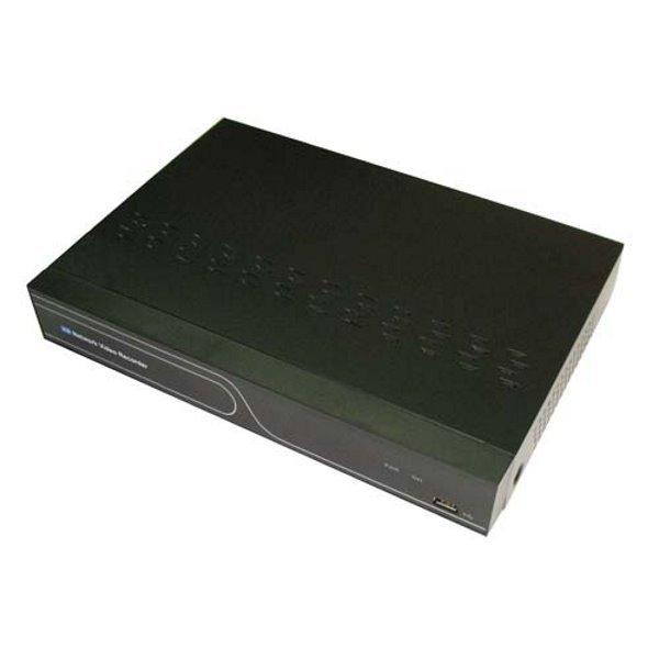 NVR 8x 5Mpix, 1xHDD, VGA/HDMI, ONVIF, RTSP, CZ, fanless, RS485