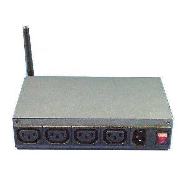 Ovládání 4 zásuvek, HTTPS/CGI, IP watchdog, elektroměr, Modbus TCP, Smartphone/Android, WiFi