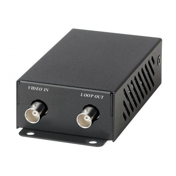Převodník AHD/TVI/CVI na CVBS, do 1920x1080, 1x smyčkový vstup, 3x BNC