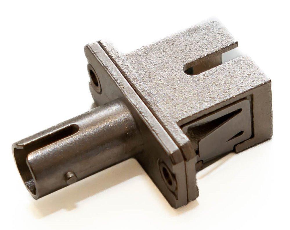 XtendLan SC-ST simplex adapter SM, PC , modrý , do optických rozvaděčů