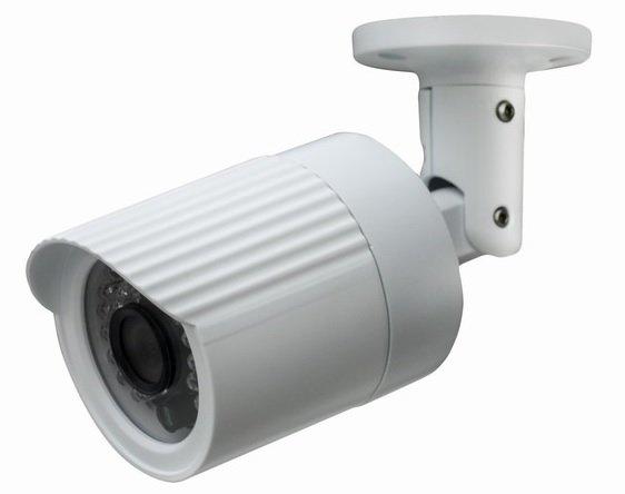 "4in1 bullet kamera, Sony 2Mpix, 1/2.9"", ICR, D-WDR, OSD, 2,8mm, IR 20m, IP66, bílá"