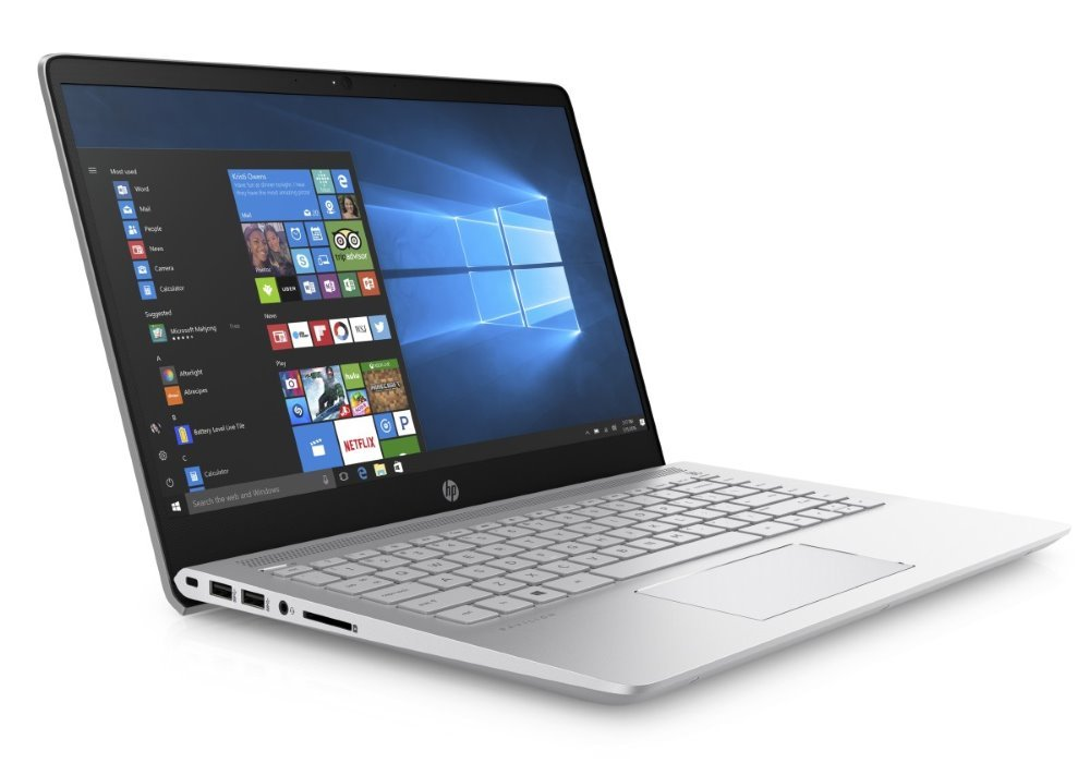 Notebook HP Pavilion 14-bf007nc