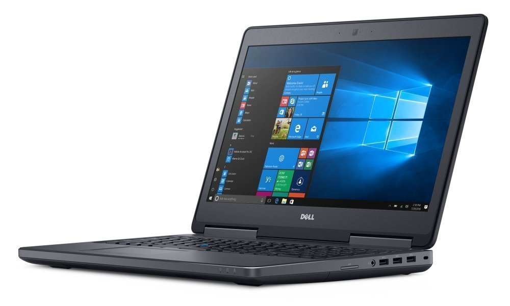 Notebook Dell Precision 7520