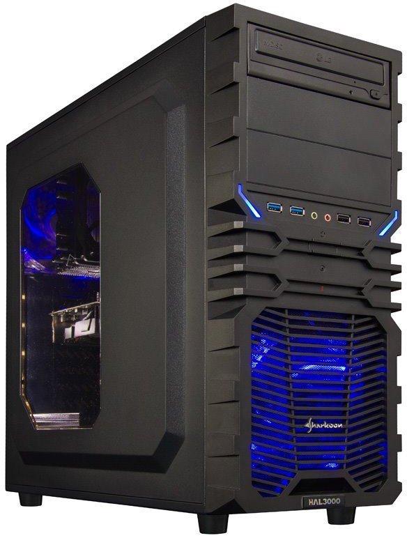 HAL3000 Master Gamer Optane 8G