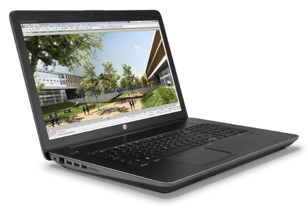 Notebook HP ZBook 17 G4