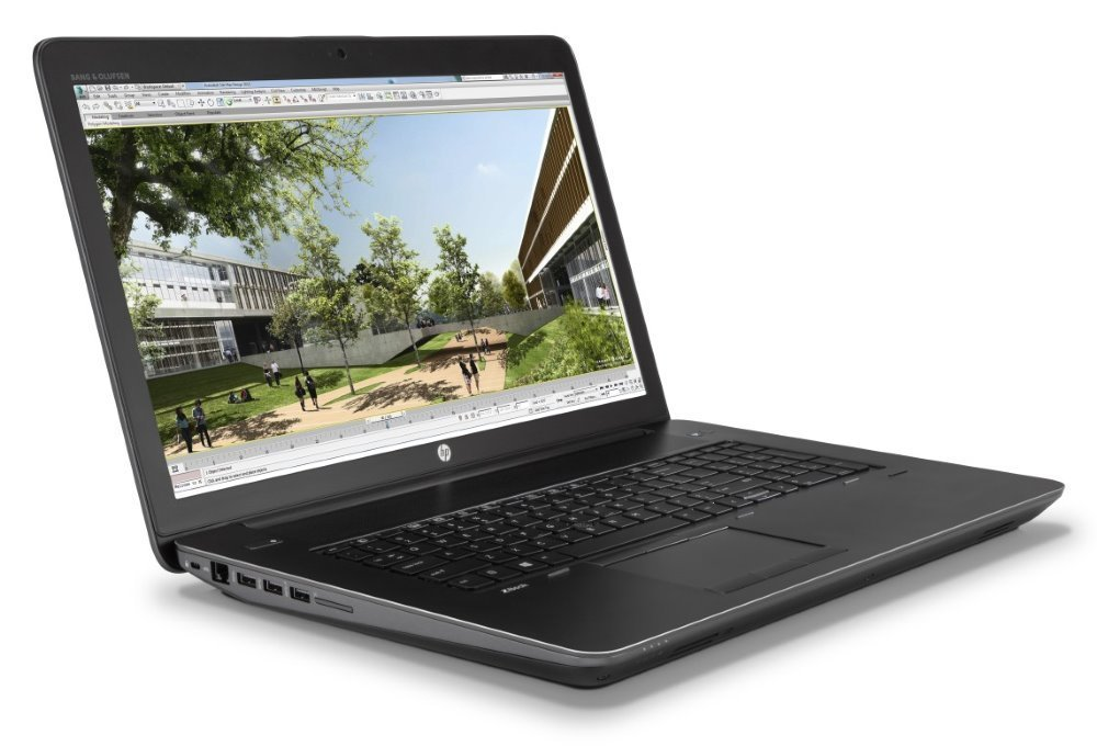 Notebook HP ZBook 17 G4