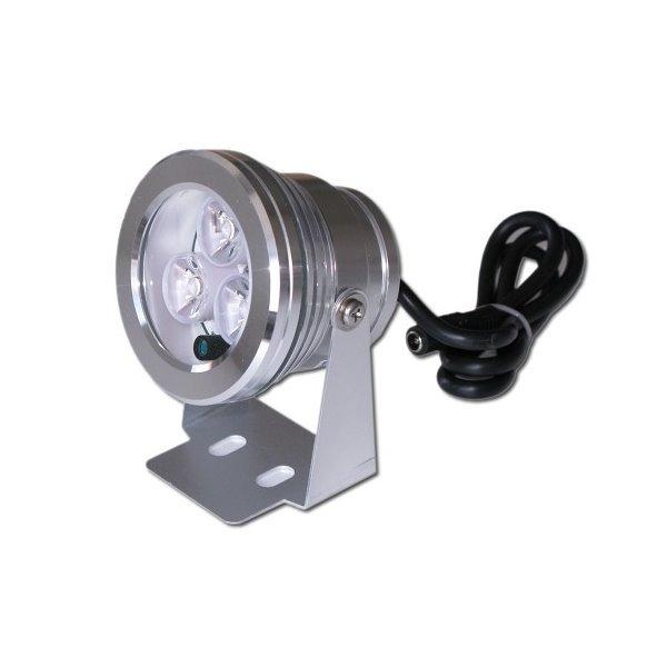 Infra osvětlení, 850nm, 10m, venkovní, 12V DC, úhel 90 st, 8W