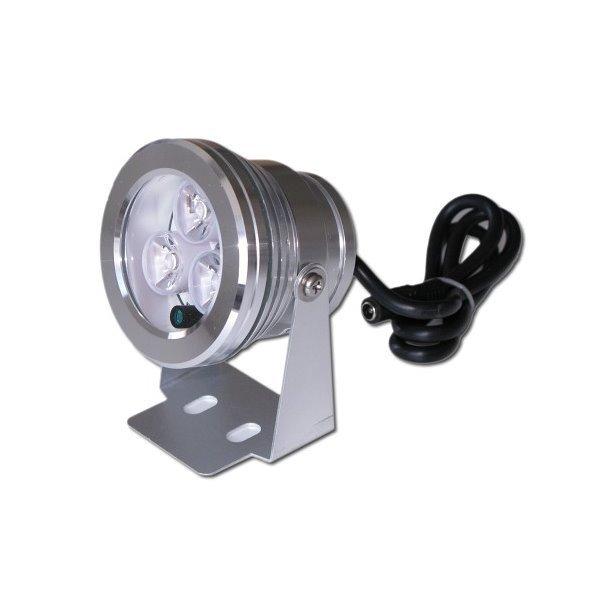 Infra osvětlení, 850nm, 20m, venkovní, 12V DC, úhel 60 st, 8W