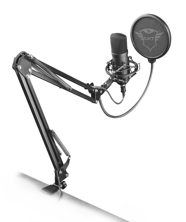 Mikrofon Trust GXT 252+ EMITA