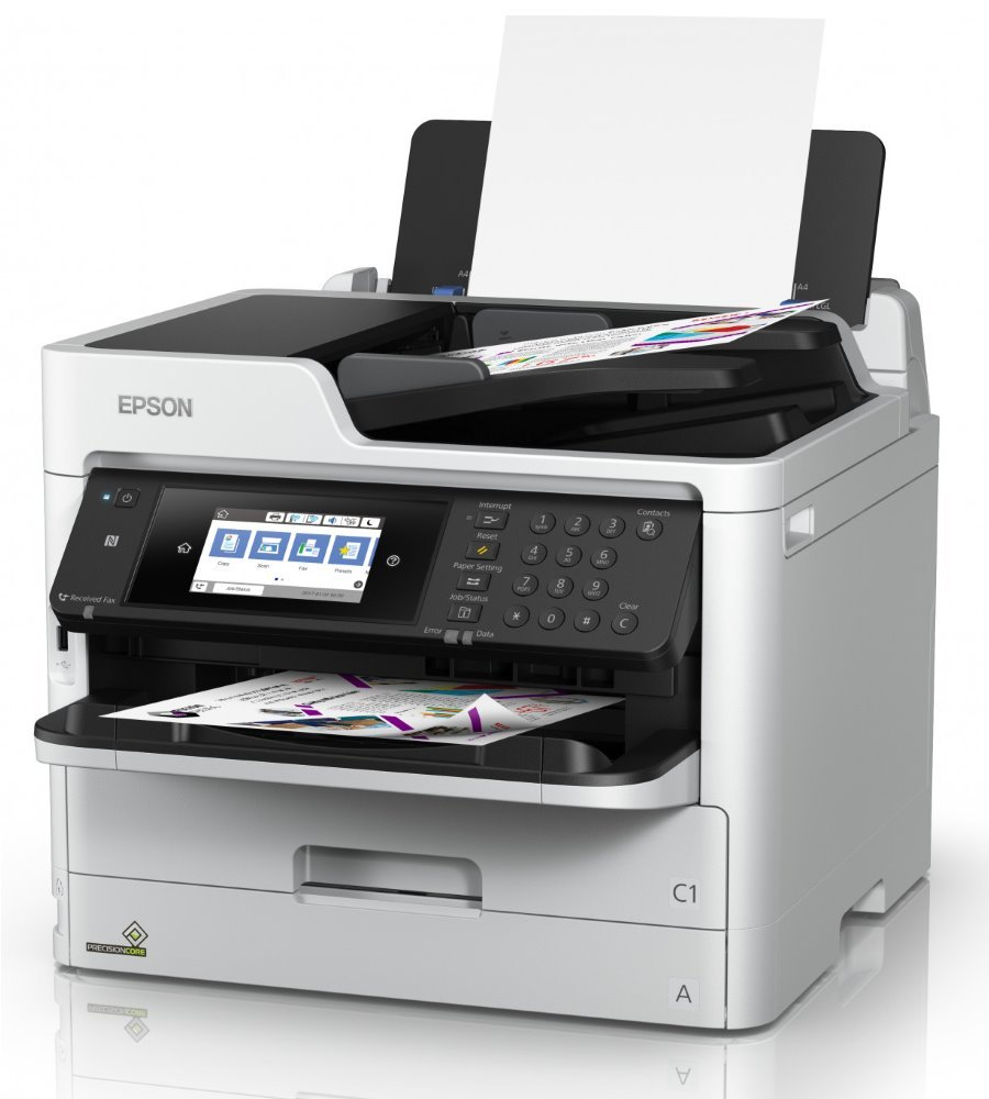 Multifunkční tiskárna Epson WorkForce WF-C5710DWF