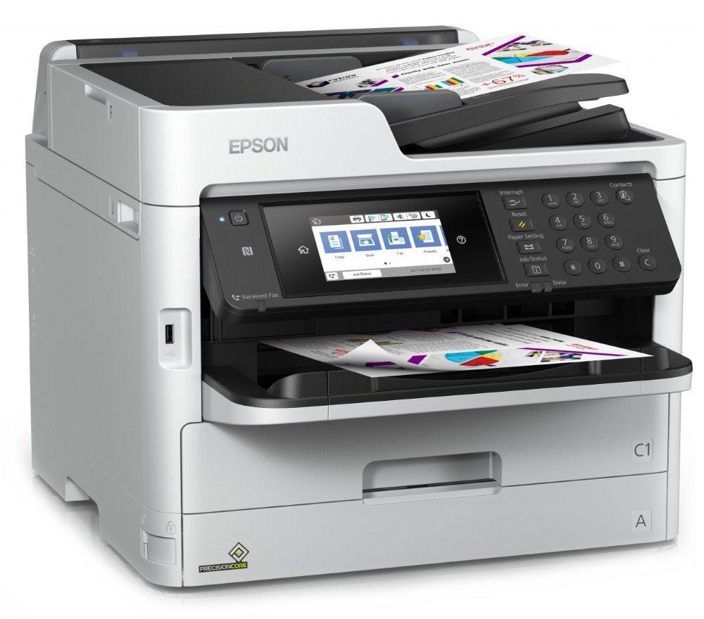 Multifunkční tiskárna Epson WorkForce WF-C5790DWF