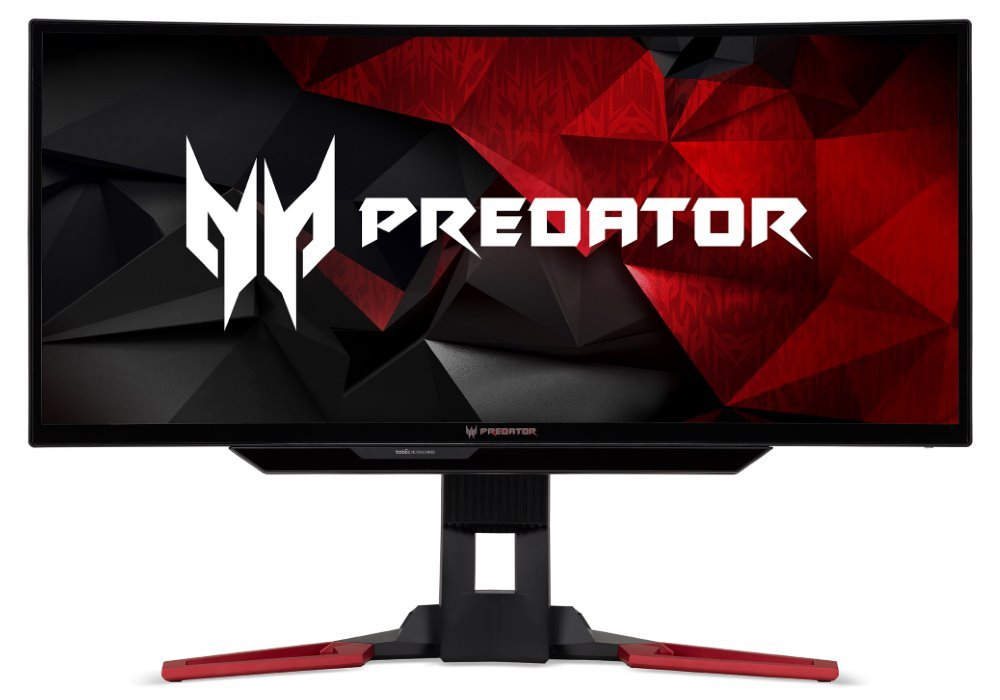 LED monitor Acer Predator Z301CTbmiphzx 29,5""