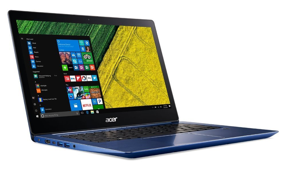 Notebook Acer Swift 3 (SF314-52-54TF)