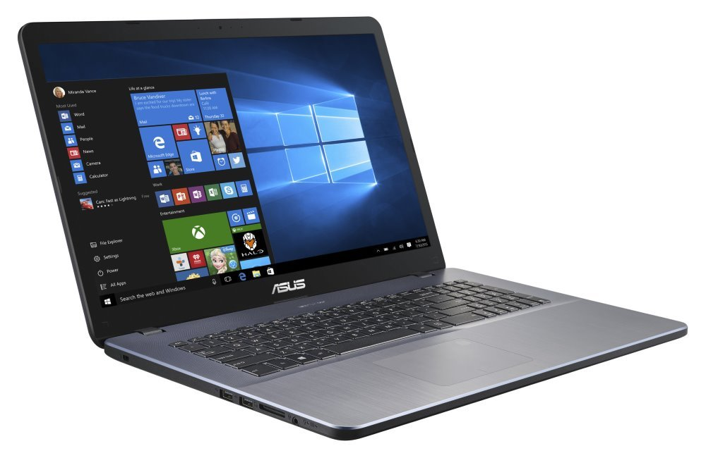 Notebook ASUS X705UV-GC197T