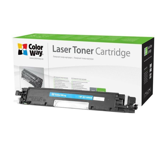 Toner ColorWay za HP 126A (CE310A) černý
