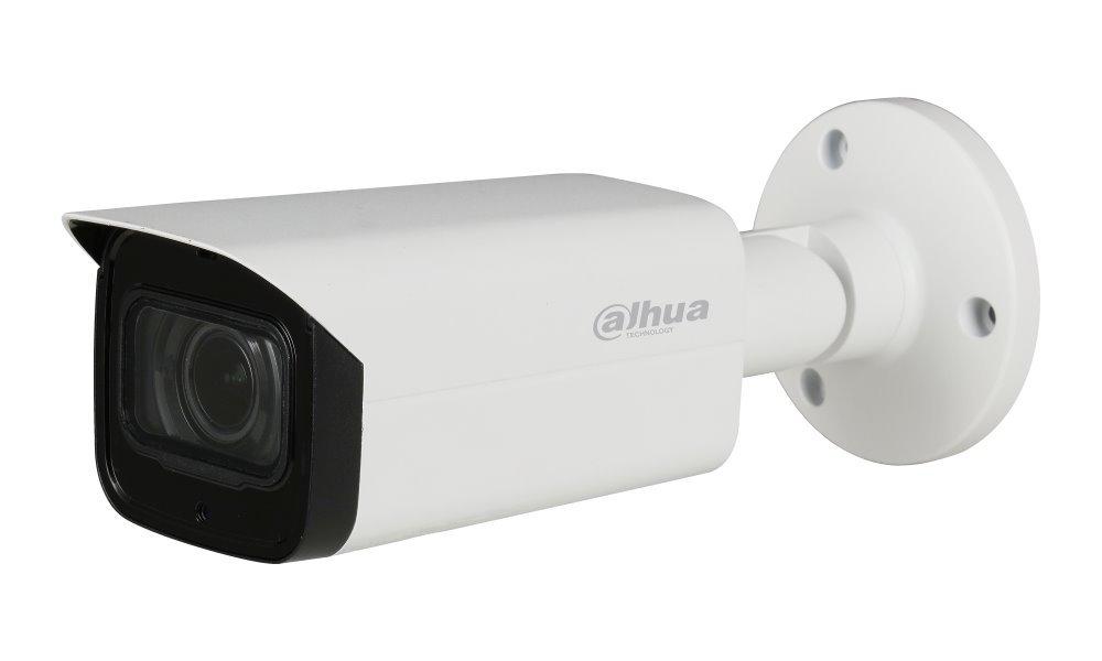 "HDCVI bullet kamera 4k 8Mpix Starlight 1/2"", motor.zoom 3,7-11mm (112-45°), IR80m, WDR, mikrofon"