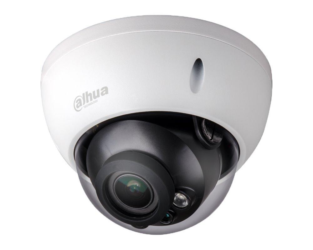 """HDCVI dome kamera 4k 8Mpix Starlight 1/2"""", motor.zoom 3,7-11mm (112-45°), IR30m, WDR"""
