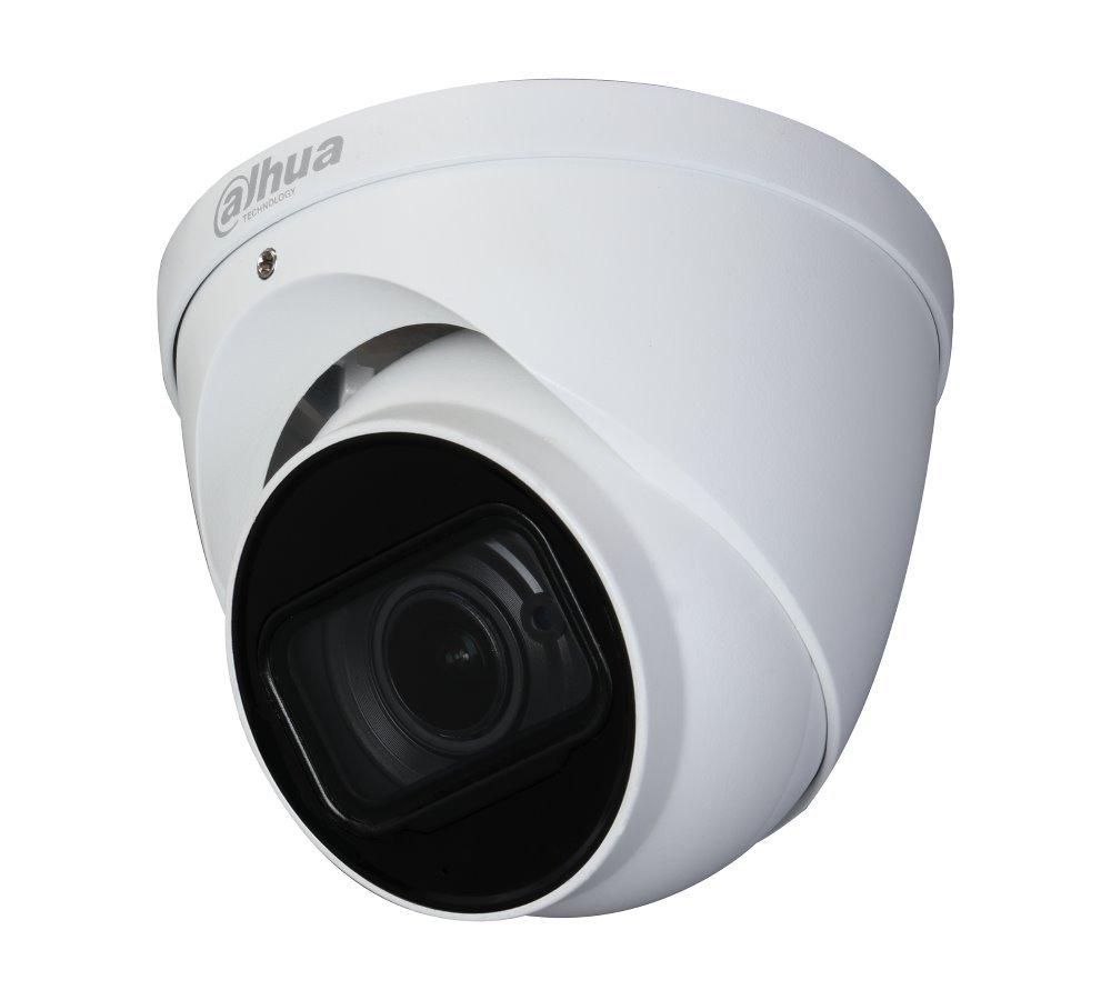 "HDCVI dome kamera 4k 8Mpix Starlight 1/2"", motor.zoom 3,7-11mm (112-45°), IR60m, WDR, mikrofon"